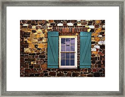 Riverfront View Framed Print by JAMART Photography