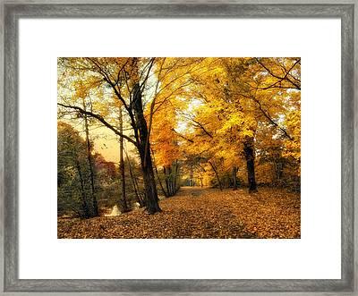 Riverside Framed Print by Jessica Jenney