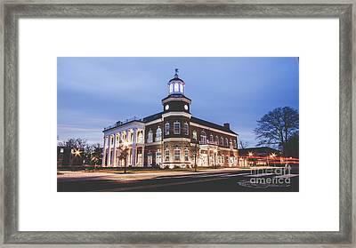 RMC Framed Print by Michael Hostetler