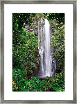 Maui - Road To Hana #2 Framed Print