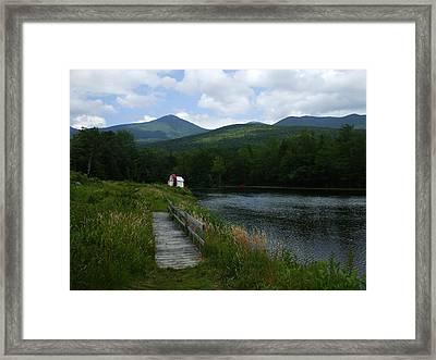Road To Nowhere Framed Print by John Prestipino