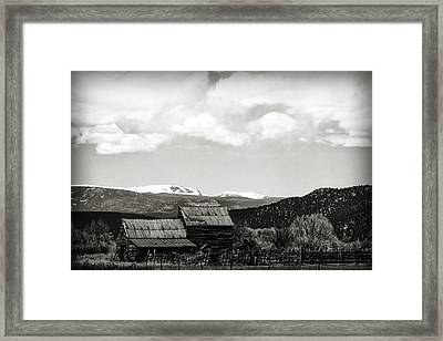 Roadside Route 66 Framed Print