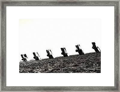 Roadtripper Framed Print by Jenny Revitz Soper