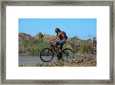 Framed Print featuring the photograph Roaming America by Tikvah's Hope