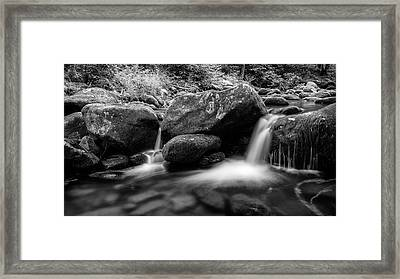 Roaring Fork - Gsmnp Framed Print