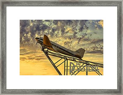 Roasterie Framed Print by Thomas Zimmerman