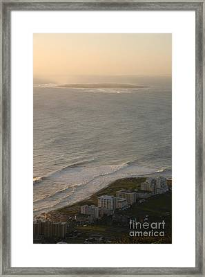 Robben Island Framed Print by Andy Smy