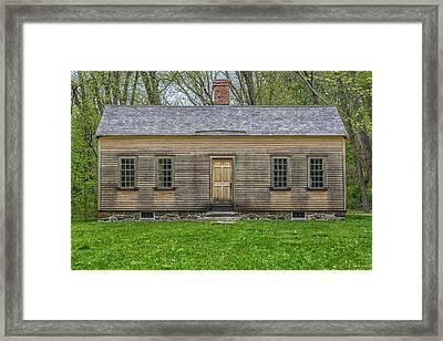 Robbins House Framed Print