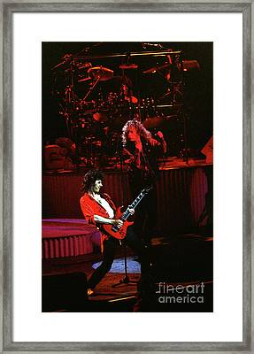 Robert Plant-88-3217 Framed Print by Gary Gingrich Galleries