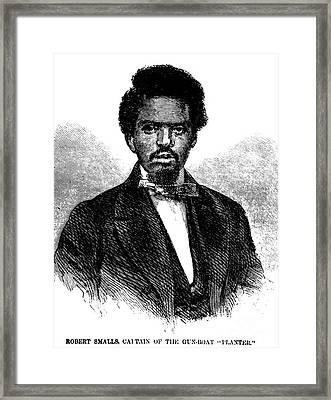 Robert Smalls (1839-1915) Framed Print