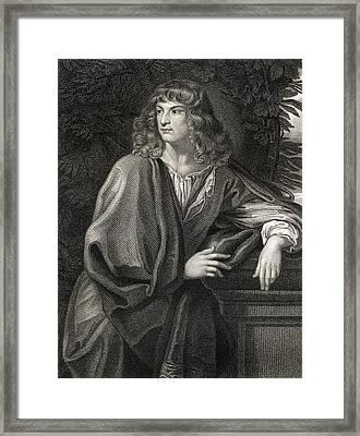 Robert Spencer 2nd Earl Of Sunderland Framed Print