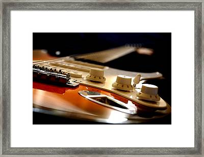 Rock & Soul Framed Print