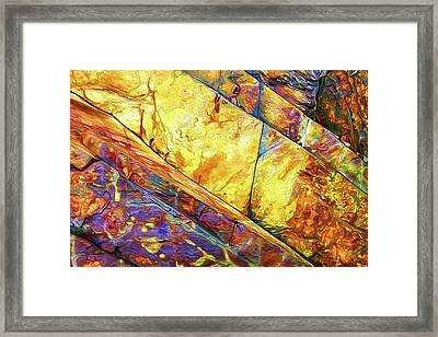 Rock Art 23 Framed Print