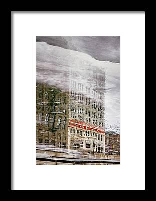 Reverse Framed Prints