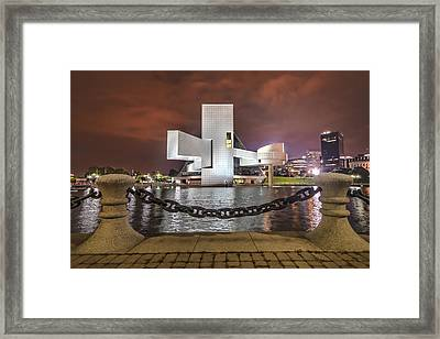 Rock Hall And The North Coast Framed Print