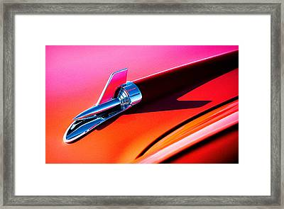 Rock It Framed Print by Douglas Pittman