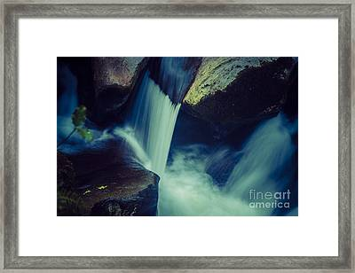 Rock Pool 2 Framed Print