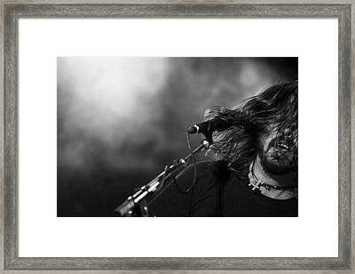 Rocker 1 Framed Print by John Gusky