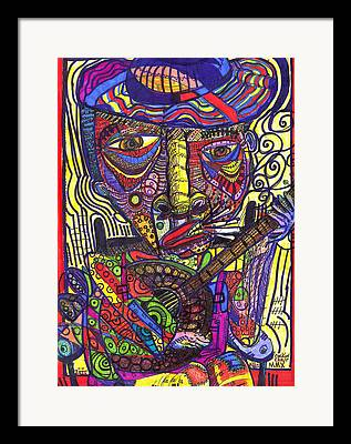 Neo-expressionism Framed Prints