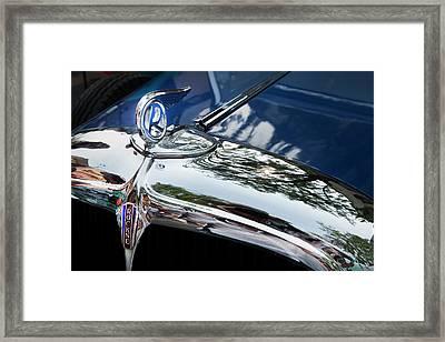 Rockne Studebaker Framed Print