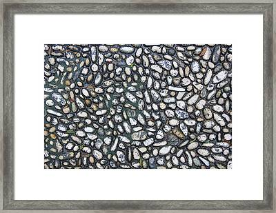Rocky Beach 2 Framed Print by Nicola Nobile