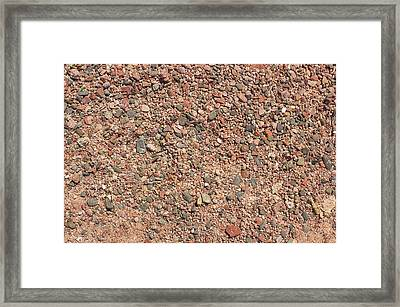 Rocky Beach 3 Framed Print by Nicola Nobile