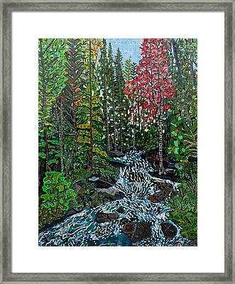 Rocky Mountain National Park 2 Framed Print by Micah Mullen