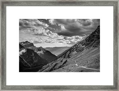 Rocky Mountain Splendor Framed Print