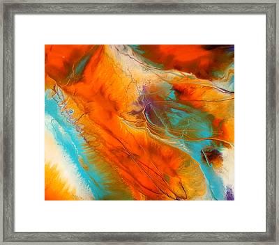 Rocky Moutain High I Framed Print