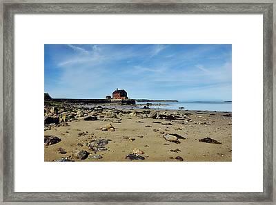 Rocky Nook Framed Print