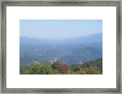 Rocky Top Tennessee 2 Framed Print by Paula Ferguson
