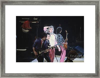 Rod Stewart Framed Print