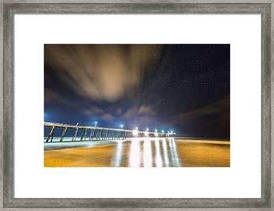 Rodanthe Nights Framed Print by Bryan Bzdula
