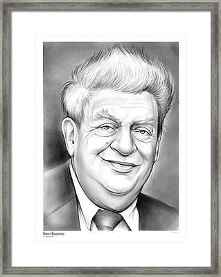 Rodney Dangerfield Framed Print