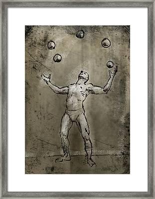Rodrigo Framed Print by H James Hoff