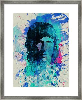 Roger Waters Framed Print by Naxart Studio