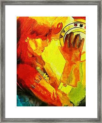 Rogue One Anthology - Da Framed Print