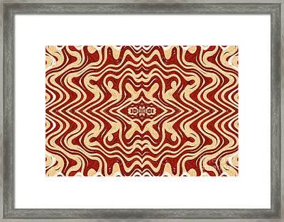 Roja -02- Framed Print by Patricia Griffin