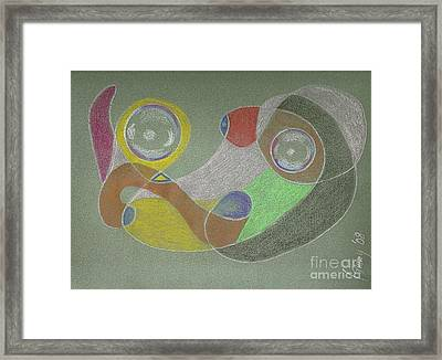 Roley Poley Horizontal Framed Print by Rod Ismay