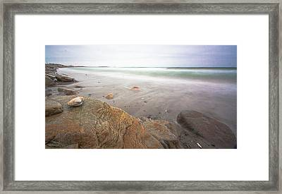 Roll Tide Framed Print by Brian MacLean