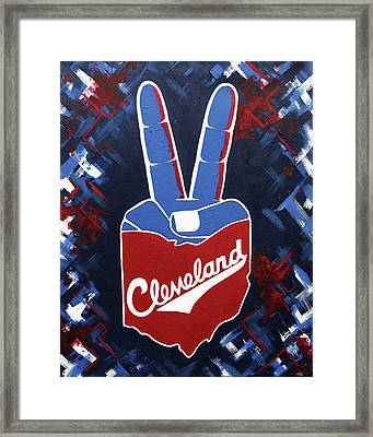 Roll Tribe Framed Print by Allison Liffman