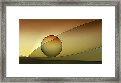 Rolled Framed Print