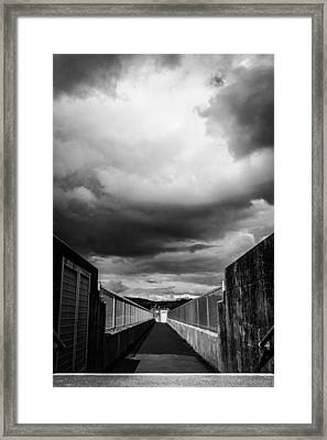 Rollin' In Framed Print by Dalton Brannick