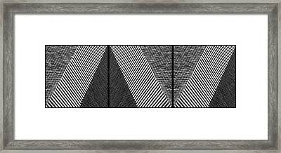 Rolling Dice Framed Print by Paulo Abrantes