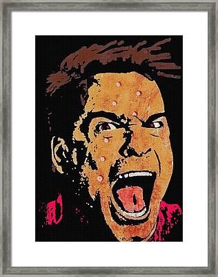 Rollins Framed Print by Otis Porritt