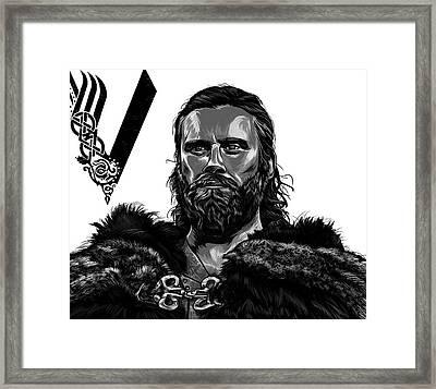Rollo Framed Print by Roman V