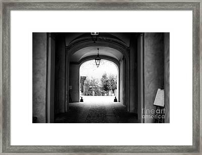 Roma Dimensions Framed Print by John Rizzuto