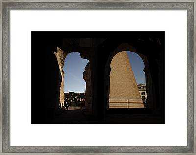 Roman Afternoon Framed Print