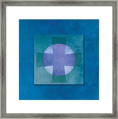 Roman Cross #12 Framed Print