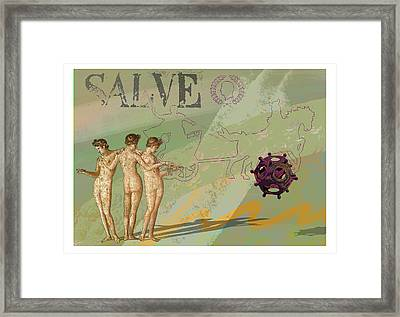 Roman Holiday II Framed Print